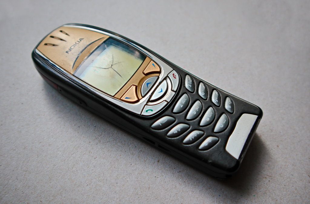 We were happy with our Nokia 6210's but then you only know what you know